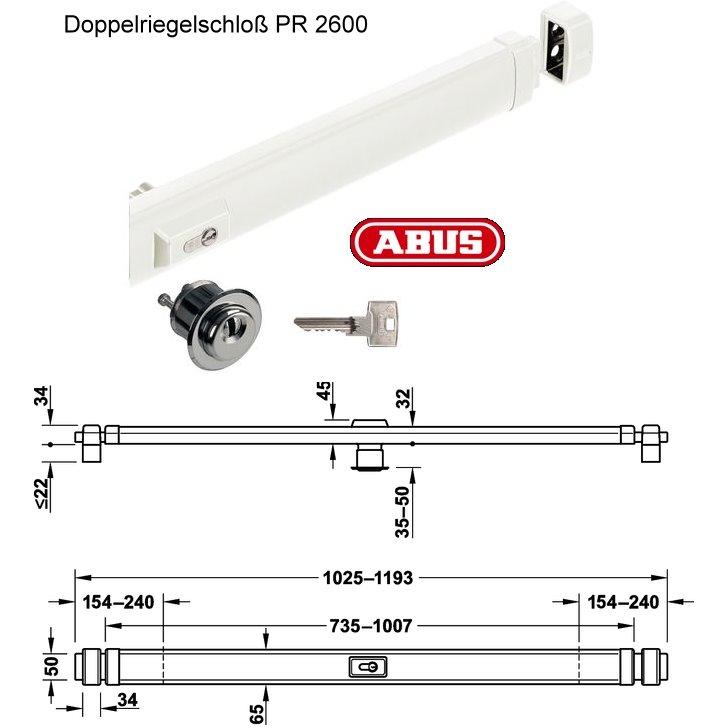 ABUS PR2600 EPUB